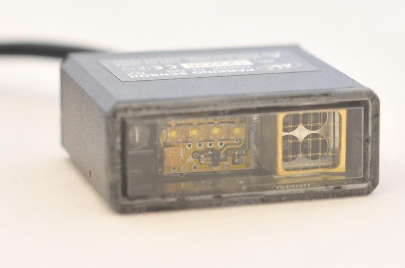 Antilaser G9 RX LED