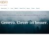genevo.de Webseite