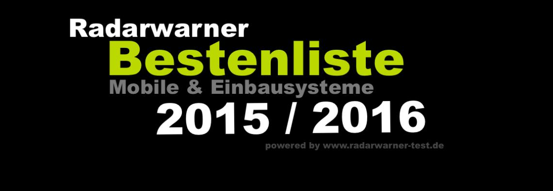 radarwarner-bestenliste